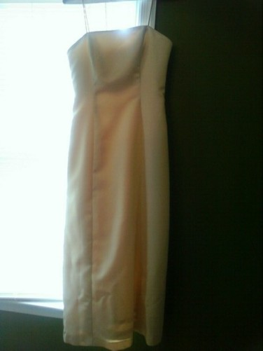 Prom Dress Before
