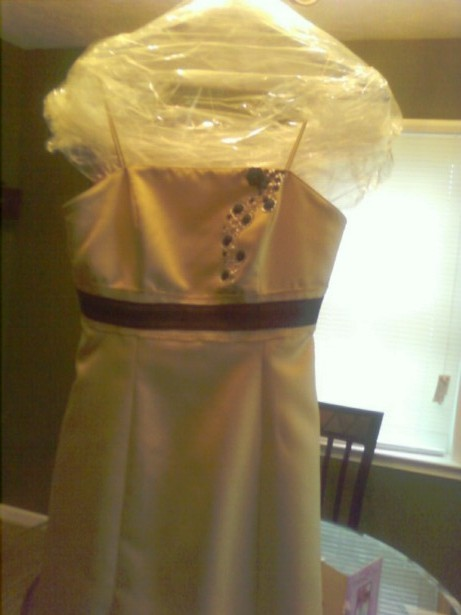Prom Dress Before midway