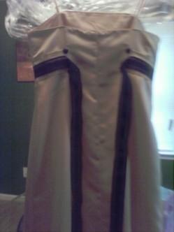 Prom Dress detail back