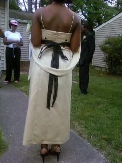 Prom Dress detail back2