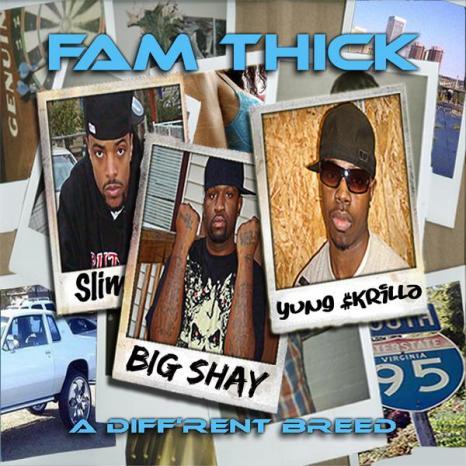 Fam Thick Pic Album Cover