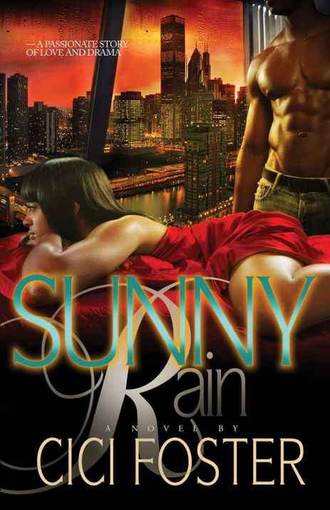 SunnyRain author Ci Ci Foster on Gaptoothdiva Radio