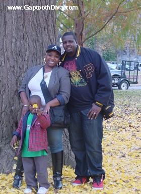 GaptoothDiva & Family
