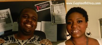 I'esha GaptoothDiva and Husband Expecting Second Child - GaptoothDiva.com