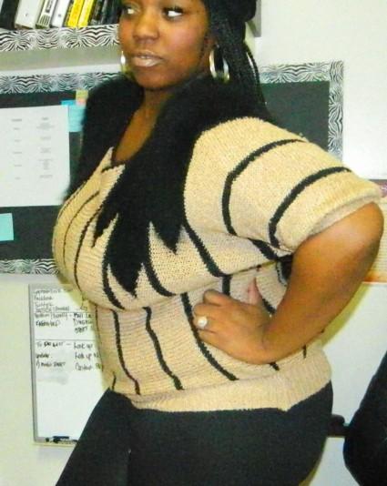 GaptoothDiva shares her fall 2012 haul from Diversity thrift Store