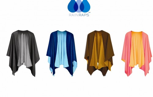GaptoothDiva reviews RAINRAPS fashionable all weather outerwear