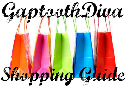 GaptoothDiva RVA Small Business and Cyber Monday Shopping Guide