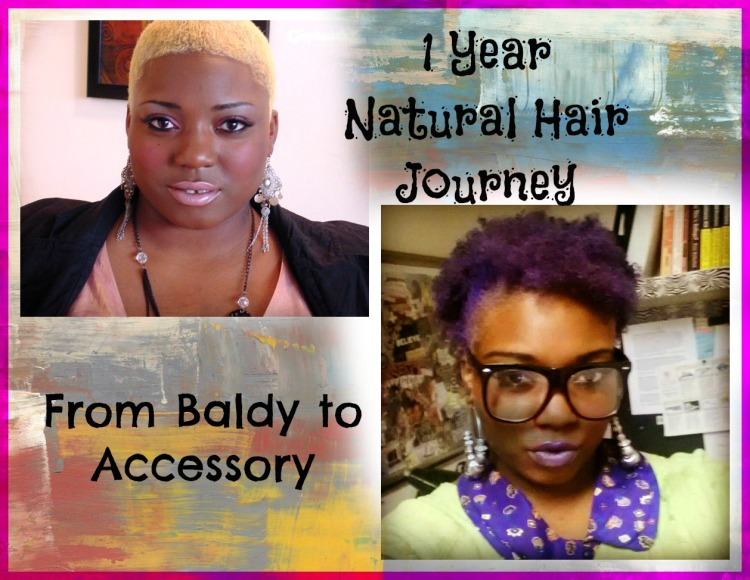 Gaptoothdiva One Year Natural Hair Journey