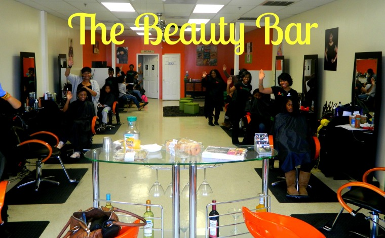 GaptoothDiva review the Beauty Bar in Richmond Virginia