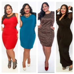 GaptoothDiva features style choice Vanessa Mays Model