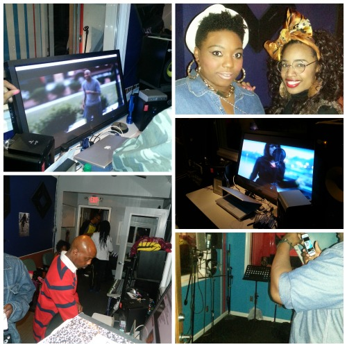 GaptoothDiva reviews 2 Beyond Recording Studios in Southside Richmond