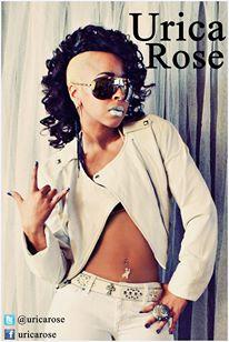 Urica Rose Featured on GaptoothDiva.com music and style