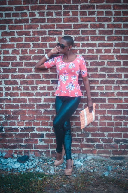 Gaptoothdiva features Tremayne Hill in the style feature from RVA Richmond Virginia