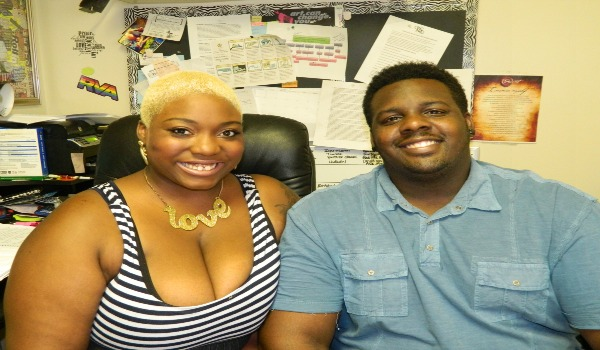 GaptoothDiva and @BoonyeRVA relationship advice, how to be an awesome couple video, marriage, love, relationships, rva, married, couple, power couple, boonie and I'esha, big boobs, I'esha Gaptoothdiva