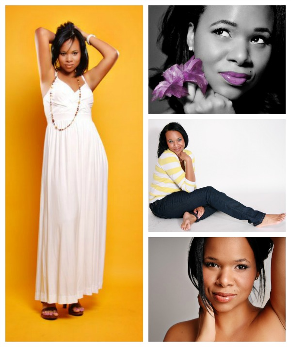 Erica Wright featured on GaptoothDiva style section, plus model, dmv