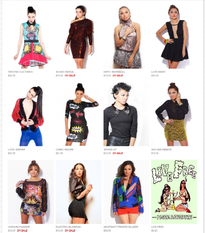 GaptoothDiva reviews Couture Mannequin Site fashion, style, shop local