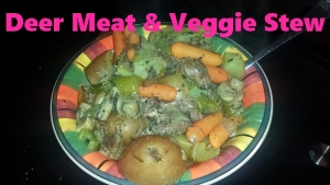 GaptoothDiva shares recipe for (Venison) Deer Meat Stew