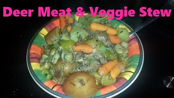 GaptoothDiva shares recipe for (Venison) Deer Meat Stew