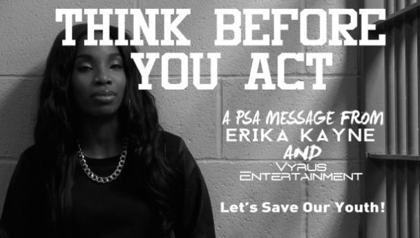 I'esha GaptoothDiva discuss I'esha GaptoothDiva discuss PSA Think Before You Act by Erika Kayne