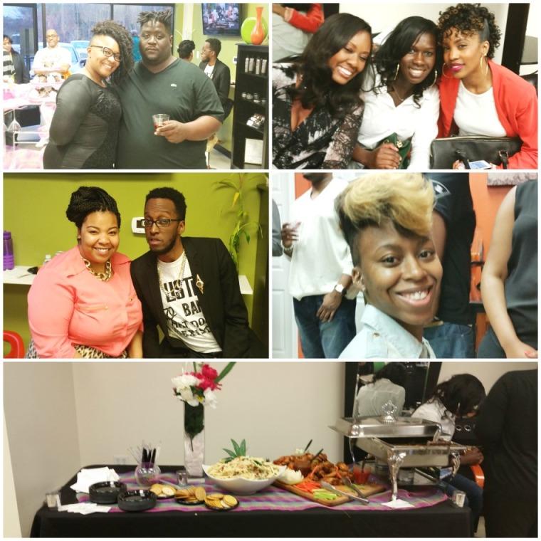 I'esha GaptoothDiva Reviews the Beauty Bar Mane Event