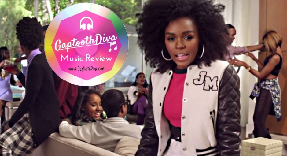 Music Review: Why I'm In Love w/ Janelle Monáe's Electric Lady Song, Video, and Look
