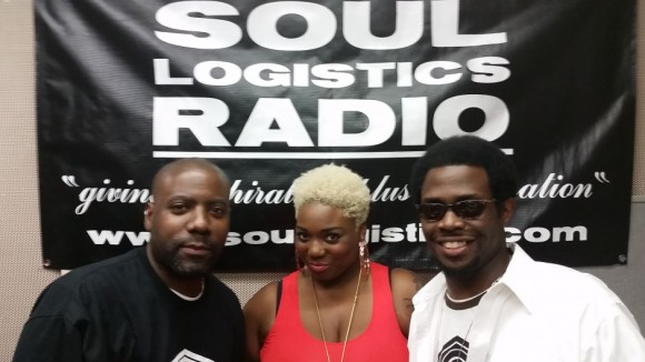 Soul Logistics Radio Interviews I'esha GaptoothDiva Author of Flawesome