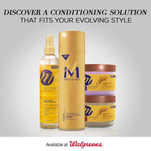 Achieve Your Unique Style with Motions Hair Care and Celebrity Stylist Ursula Stephens #UrsulaforMotions