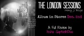 The London Sessions by Mary J Blige Full Review by I'esha GaptoothDiva