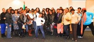 GaptoothDiva discusses Global Girls Cupcakes and Conversations event