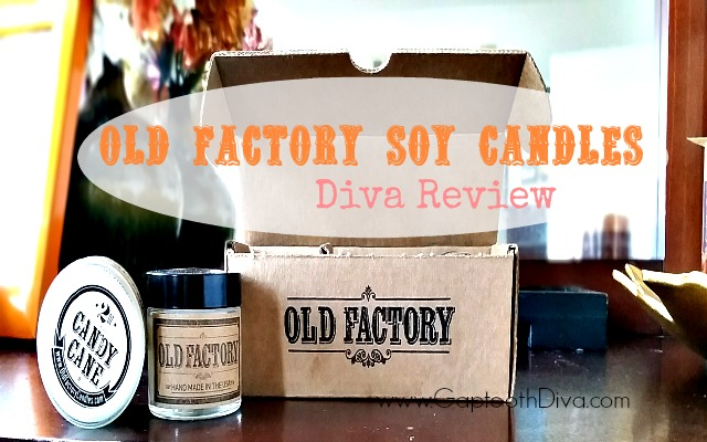 Soy Candles GaptoothDiva Review