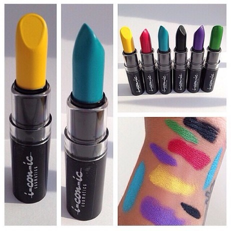 Interview with Iconic Cosmetic creator Ivy and Spring Everyday Makeup with Iconic Beachy Keen
