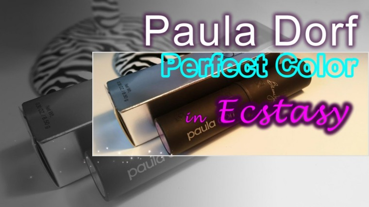 Paula Dorf Perfect Color in Ecstasy review by GaptoothDiva