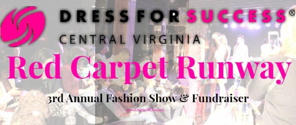 Dress for Success Racap red carpet runway 3rd annual fashion show and fundraiser