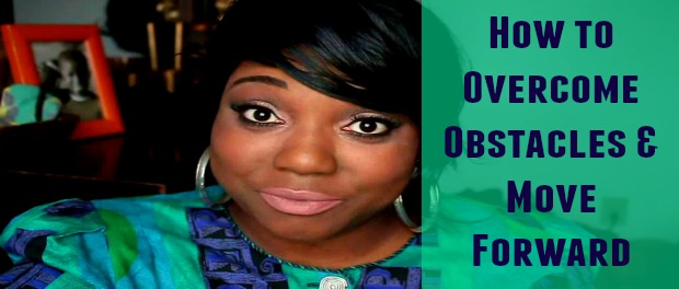I'esha gaptoothDiva delivers Steps to How to Overcome Obstacles & Move Forward