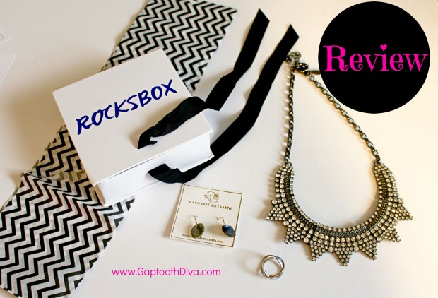 GaptoothDiva Rocksbox Review